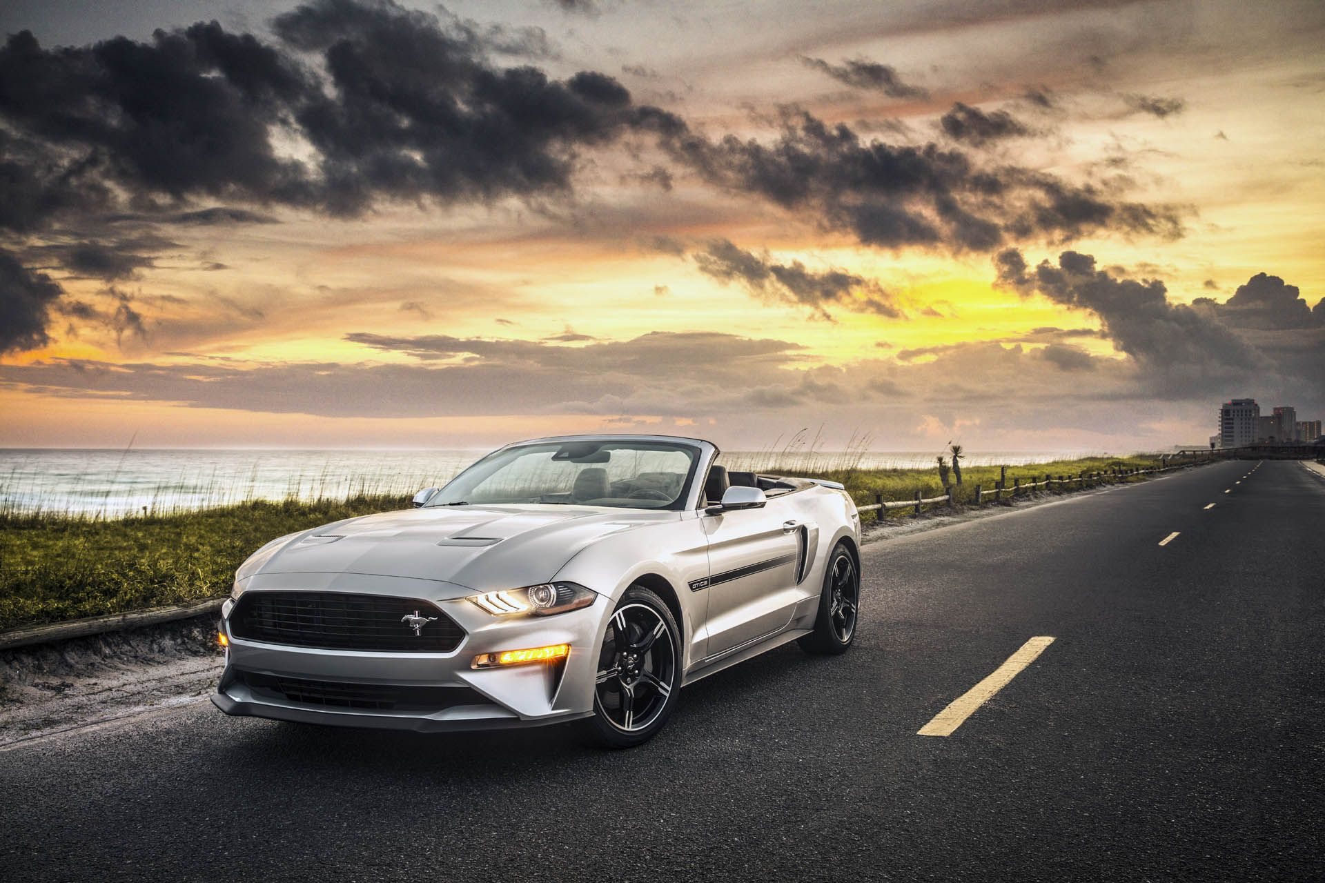 Ford Mustang California Special Returns To The Coast