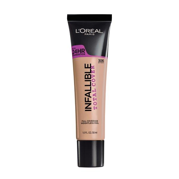 What better way to start off the new year than with the ultimate foundation? Like its name, one layer of this thick formula provides all the coverage you'll need. The foundation works with all skin types, leaving a satin finish. However, if you have dry skin, you'll want to prep it before applying this opaque product. $12.99 (ulta.com).