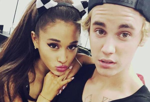 Celebrities Who Are Best Friends In Real Life Ariana And Justin
