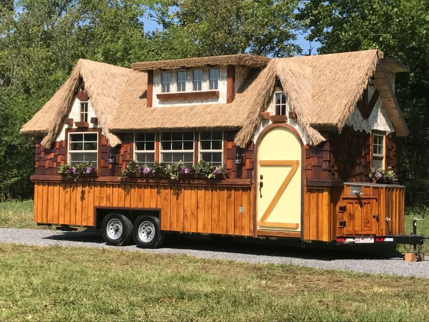 Best 40 Best Tiny Houses On Wheels That Are Downright 640 x 480
