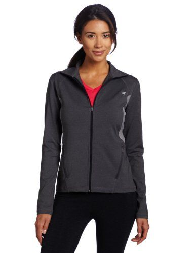 c067528126f8 Champion Women s Absolute Workout Jacket « Clothing Impulse ...