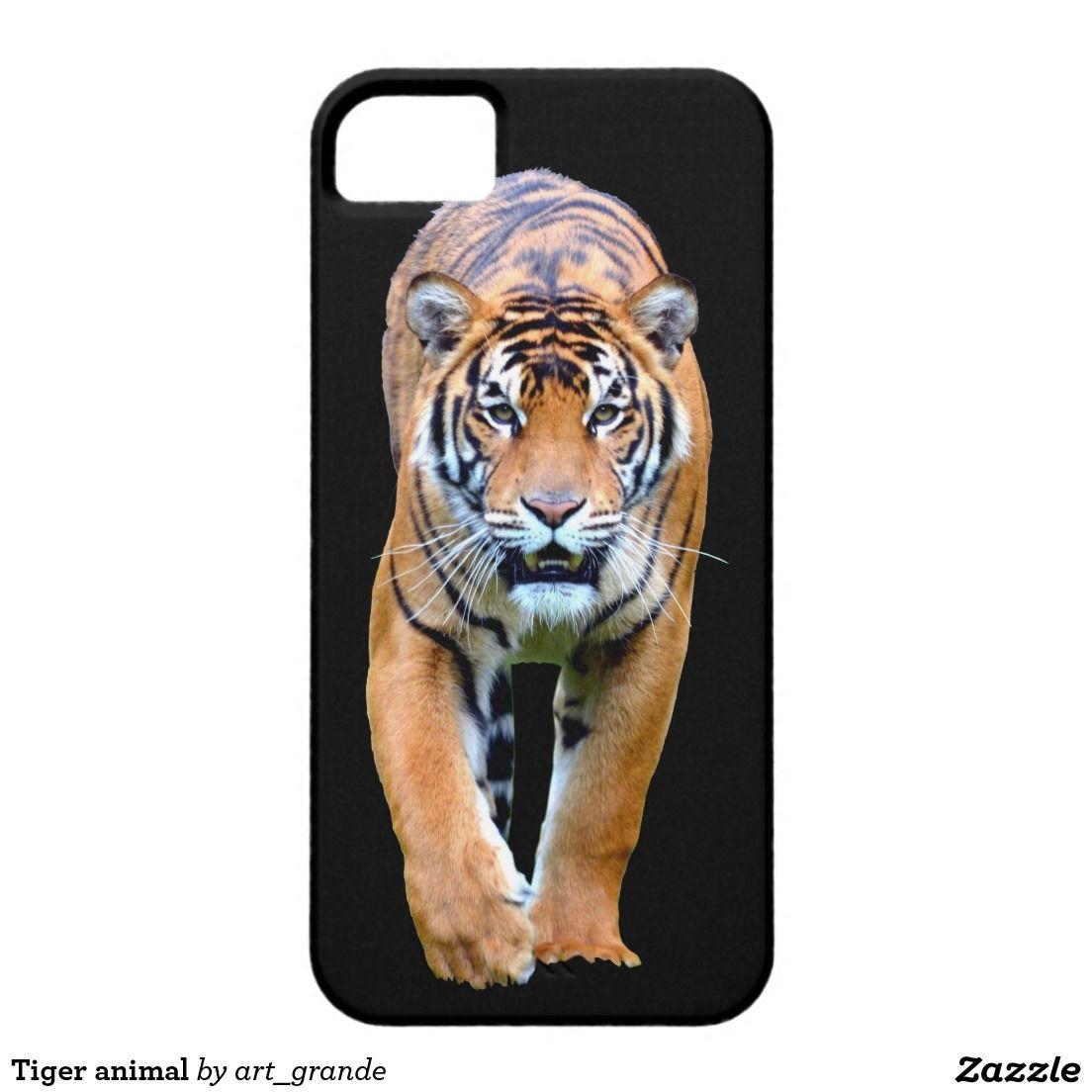 Tiger animal iPhone SE/5/5s case