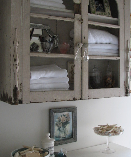 20 Shabby chic bathroom cabinet ideas ick pic for ideas