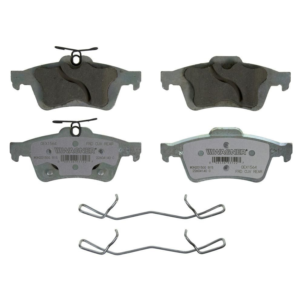 Wagner Brake OEX Disc Brake Pad - Rear-OEX1564 | Products in