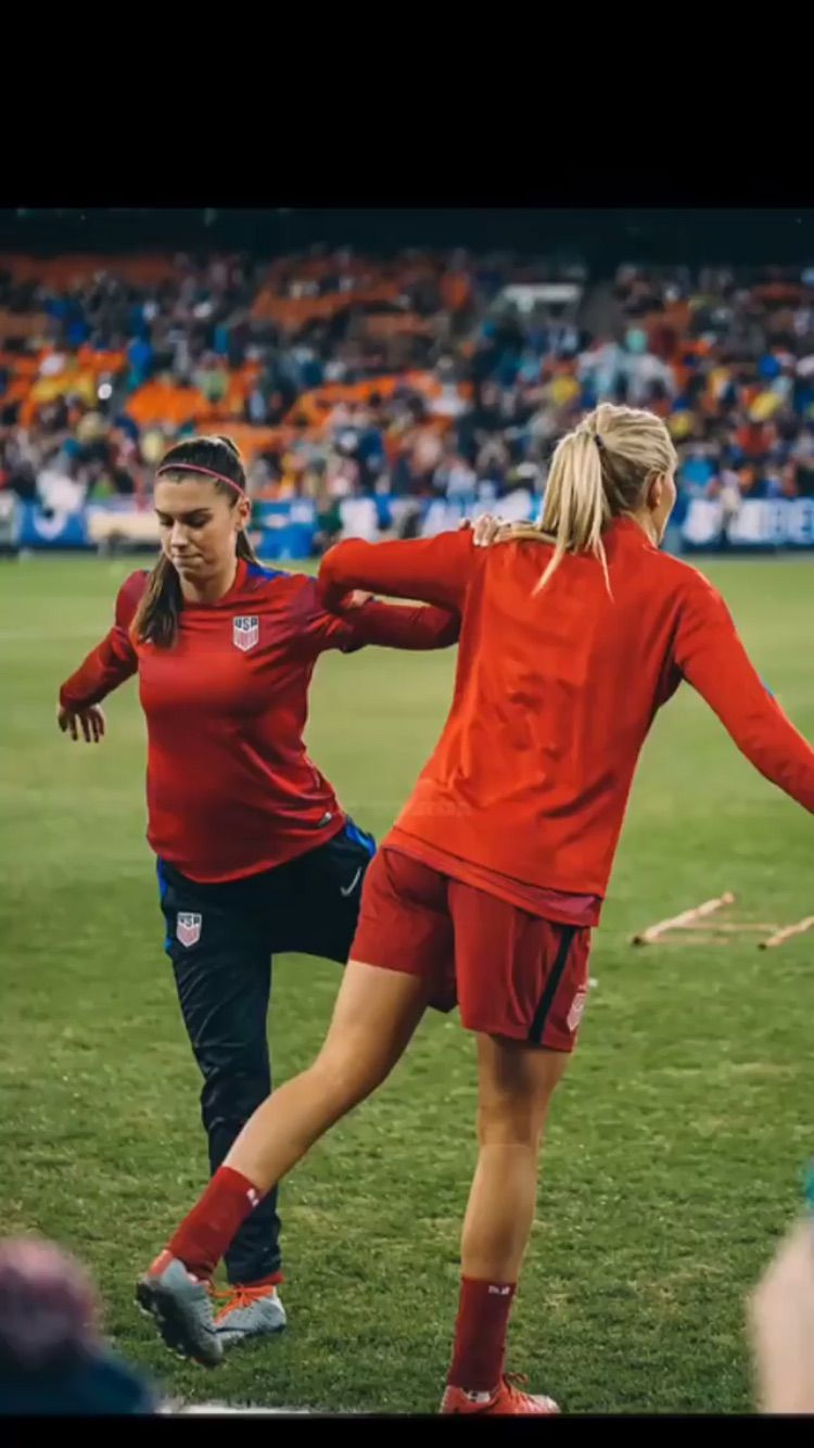 new style 13660 0e8a8 Alex Morgan, Allie Long || #SheBelieves Cup USAvFRA (March 4 ...
