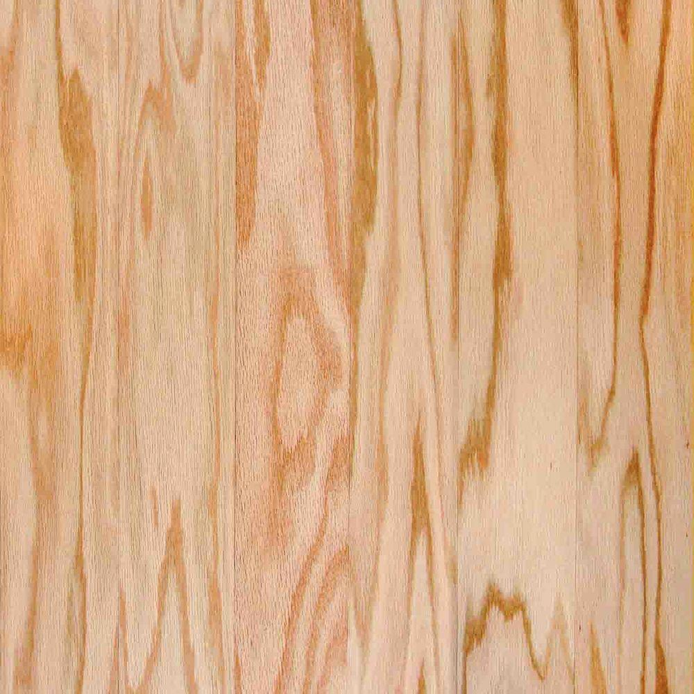 Heritage Mill Red Oak Natural 3 8 In Thick X 4 1 4 In Wide X