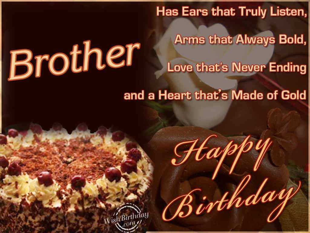 Birthday Wishes Brother In Law Best Of Happy Birthday Brother