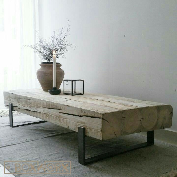 Awesome Rustic Coffee Table Deco Maison Idees De Meubles Idee