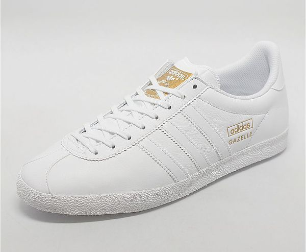 Adidas Gazelle OG Leather White/Gold : où l'acheter ...