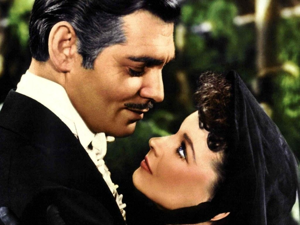 Gone With The Wind Movie Couples Gone With The Wind Romantic