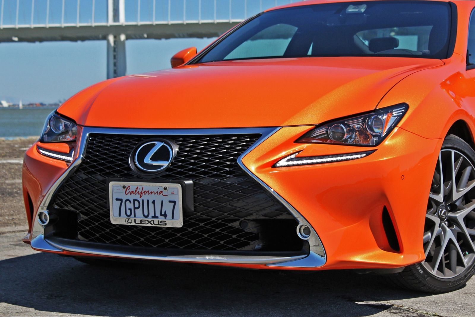2015 Lexus RC 350 F SPORT • CF Blog In Europe we don't