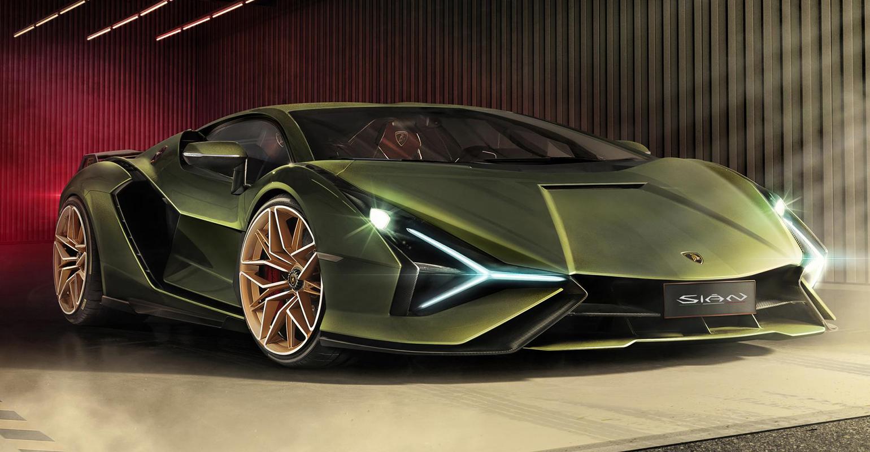 Lamborghini S Hybrid Supercar Is Its Fastest Of All Time Super Cars Lamborghini Lamborghini Pictures