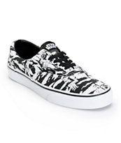 758df335cc51b6 Star Wars x Vans Era Dark Side Storm Camo Shoes