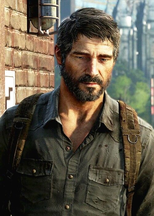 Image result for joel the last of us