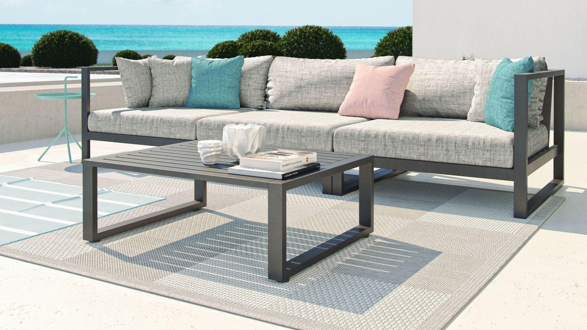 Salon De Jardin Matteo S Furniture Outdoor Decor Aluminium Garden Furniture