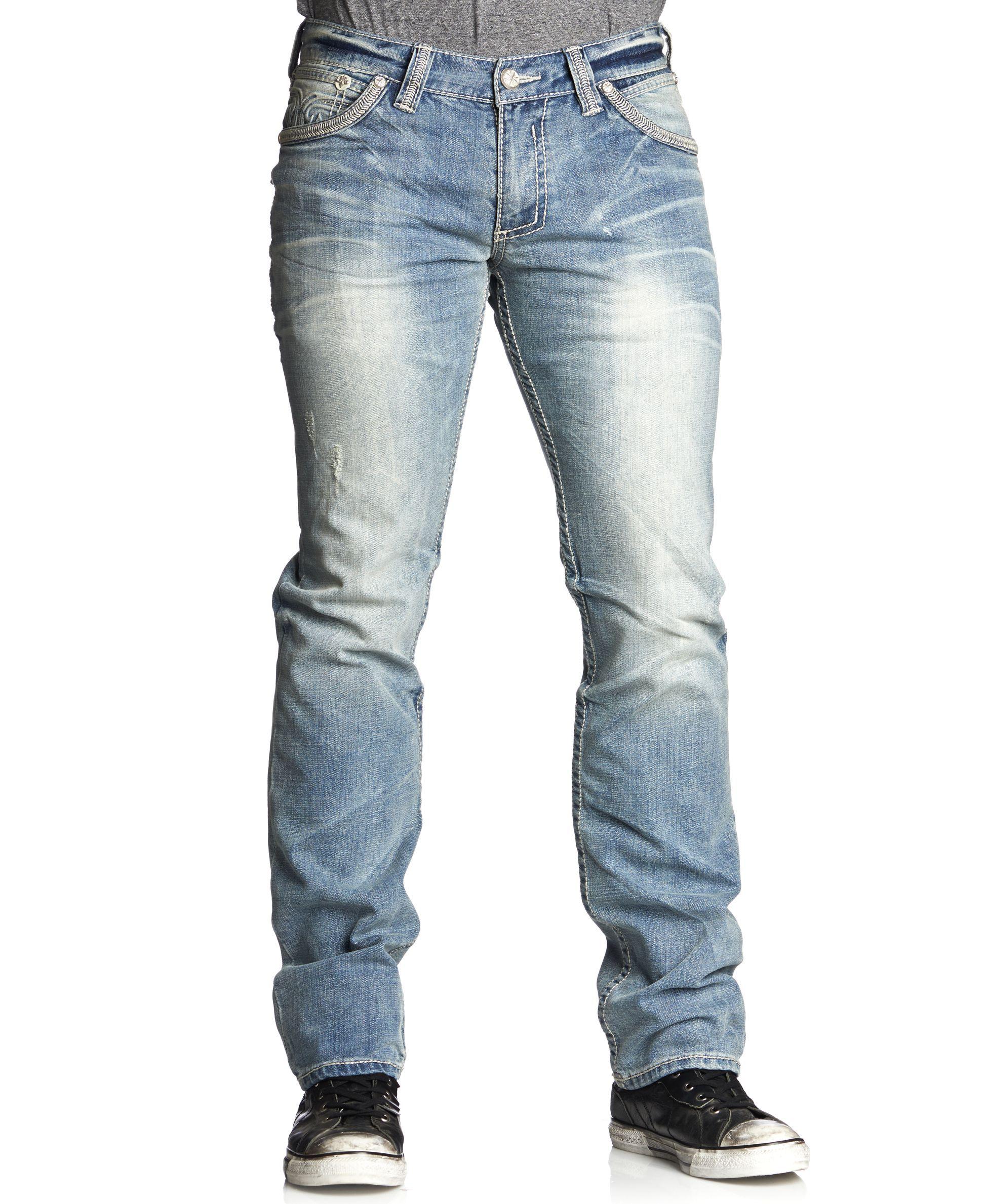 Affliction Ace Diamond Avalon Jeans