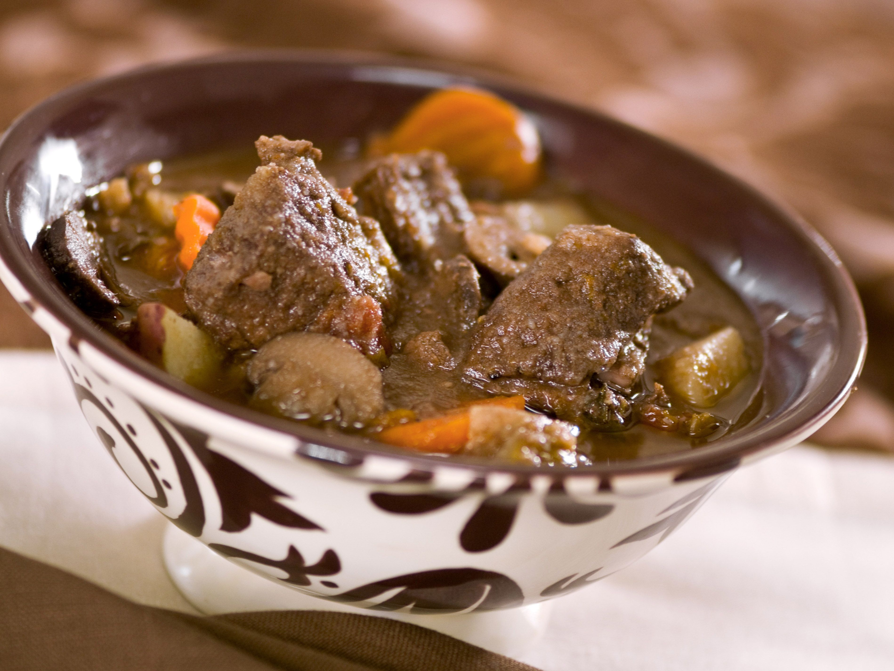 Savory Italian Beef Stew Recipe Recipes To Try Pinterest