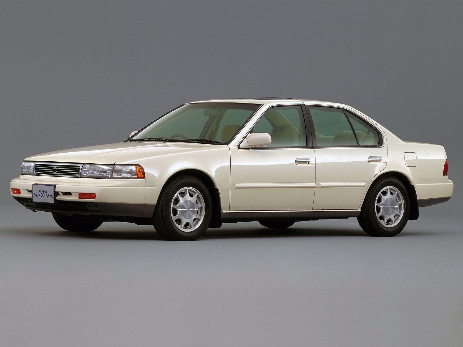 1992 Nissan Maxima Repair Manual