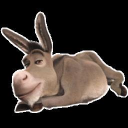 Donkey 2 Icon Png 256 256 Shrek Donkey Shrek Donkey
