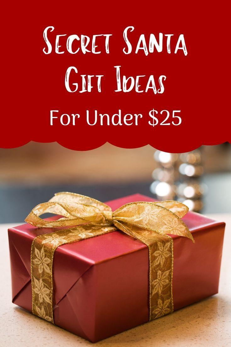 15 secret santa gift ideas for budgets under 25 secret