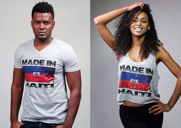 T-shirts Tops & Tees Haitian Flag Shirt Haitian Haiti Flag Men Women T Shirt
