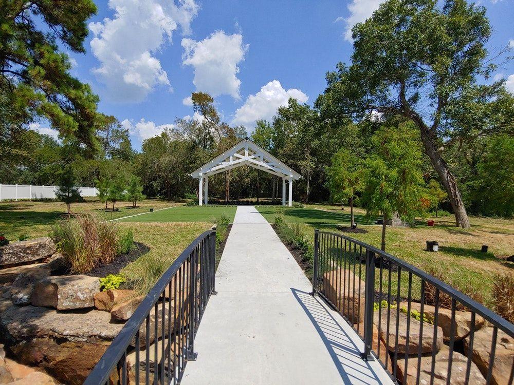 THE SPRINGS in Wallisville Wedding Venue TX 77597 in 2020