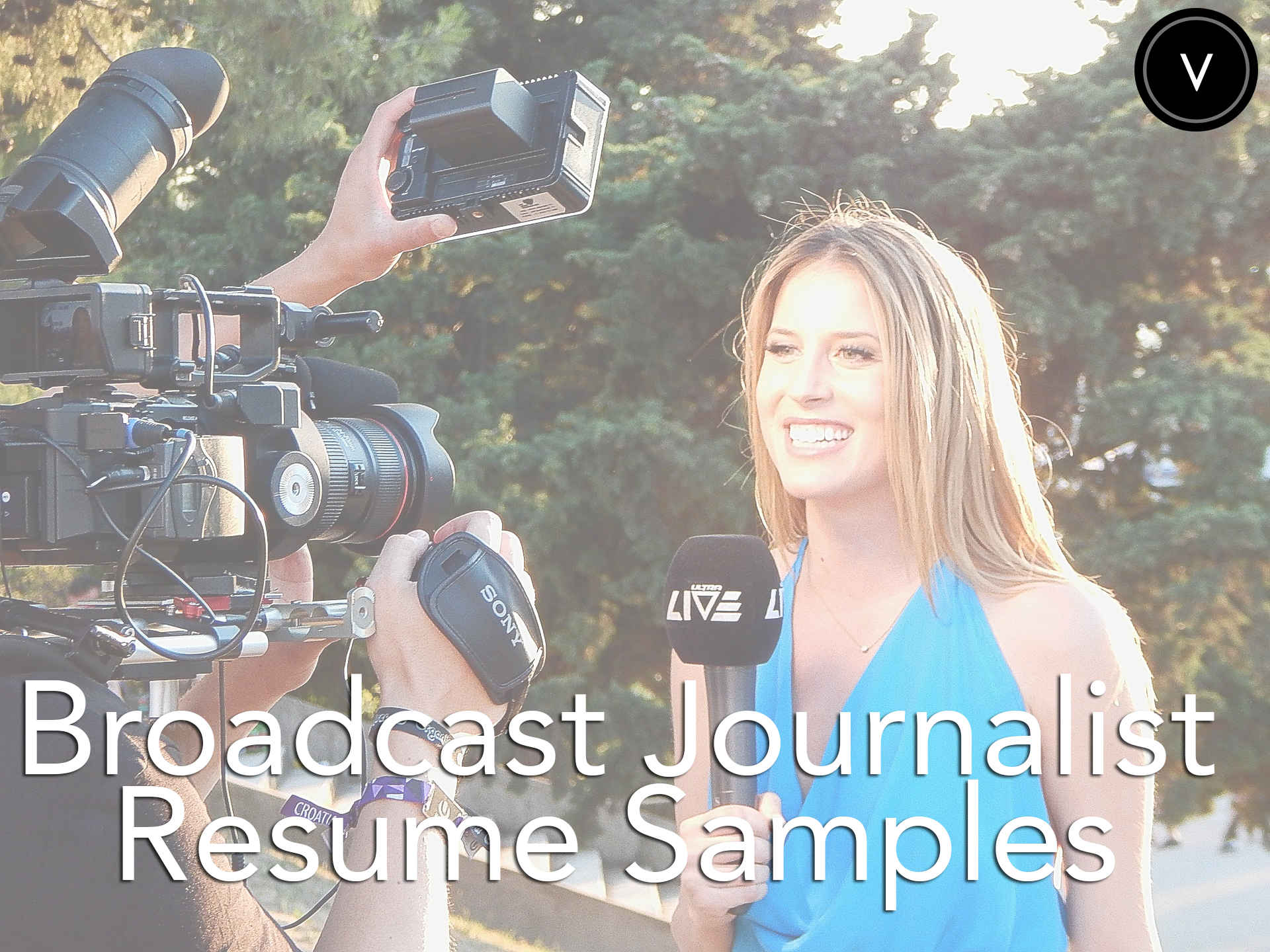 Broadcast Journalism Resume Examples Fashion Resume Example