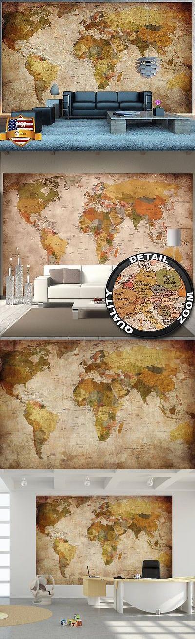 Wallpaper murals 79626 great art world map wallpaper vintage earth wallpaper murals 79626 great art world map wallpaper vintage earth globe wall decor 1323 x gumiabroncs Images
