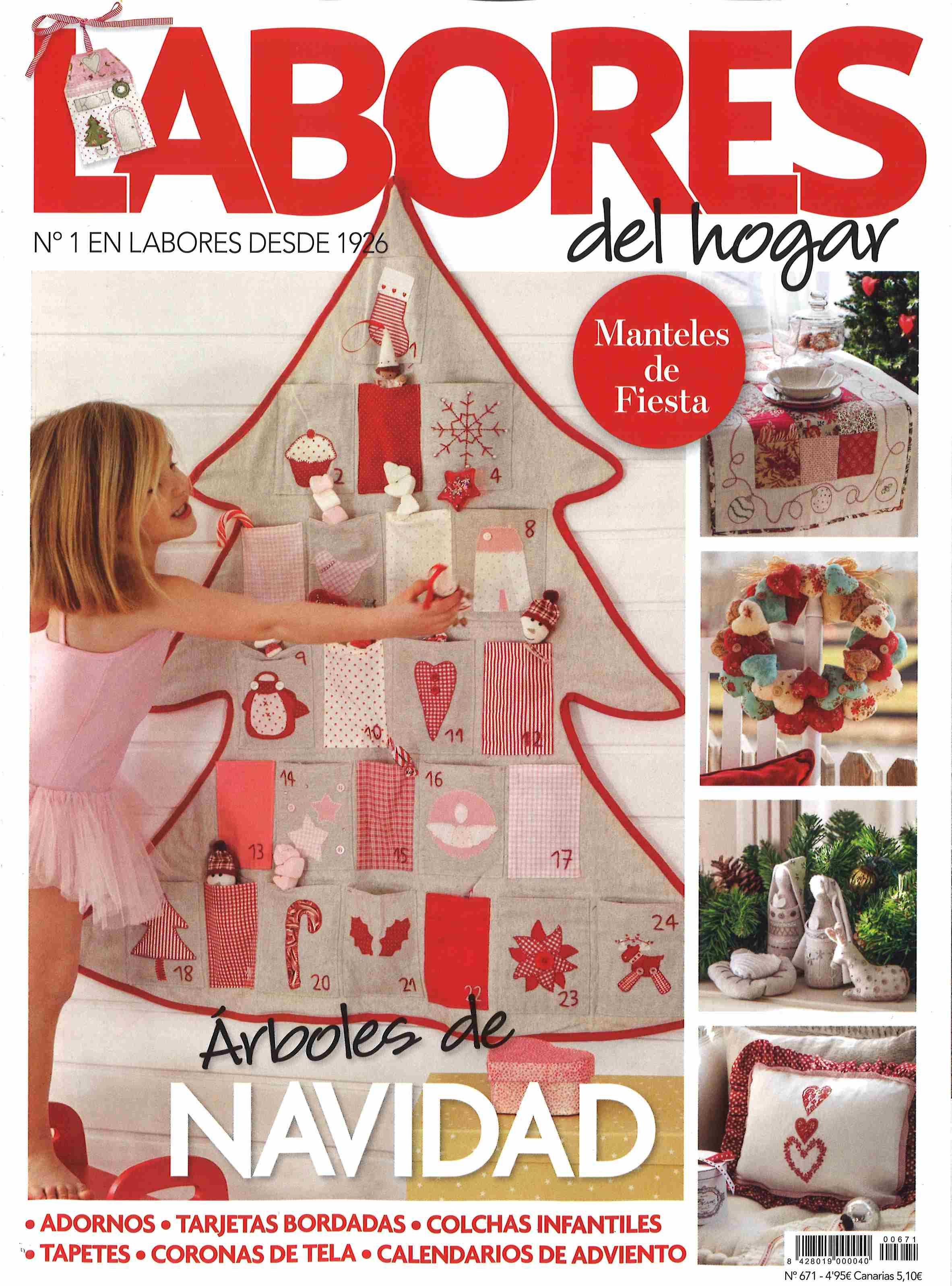 Revistas de hogar edicin de septiembre de bolsos for Revista ideas para tu hogar