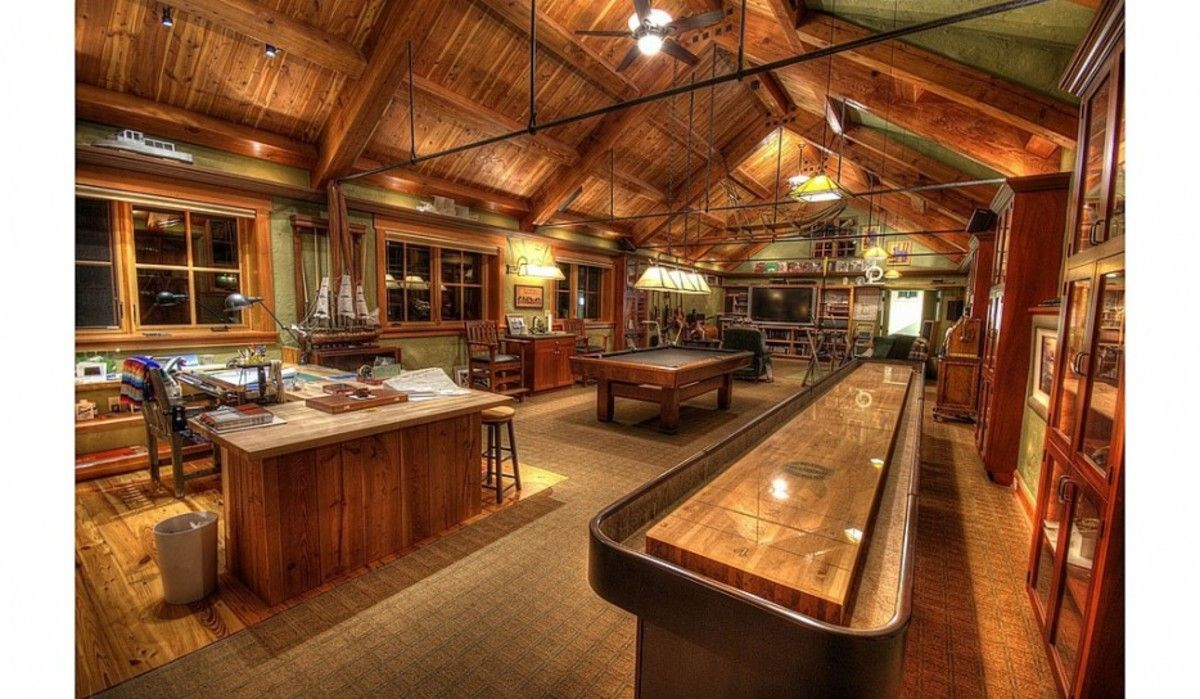 The 33 Best Man Caves You Have Ever Seen Arcade Games Man Cave