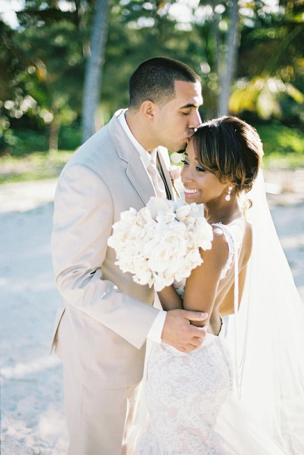 Gorgeous Interracial Couple Tying The Knot In Punta Cana Dominican Republic Love Wmbw Destination Wedding PlannerWedding