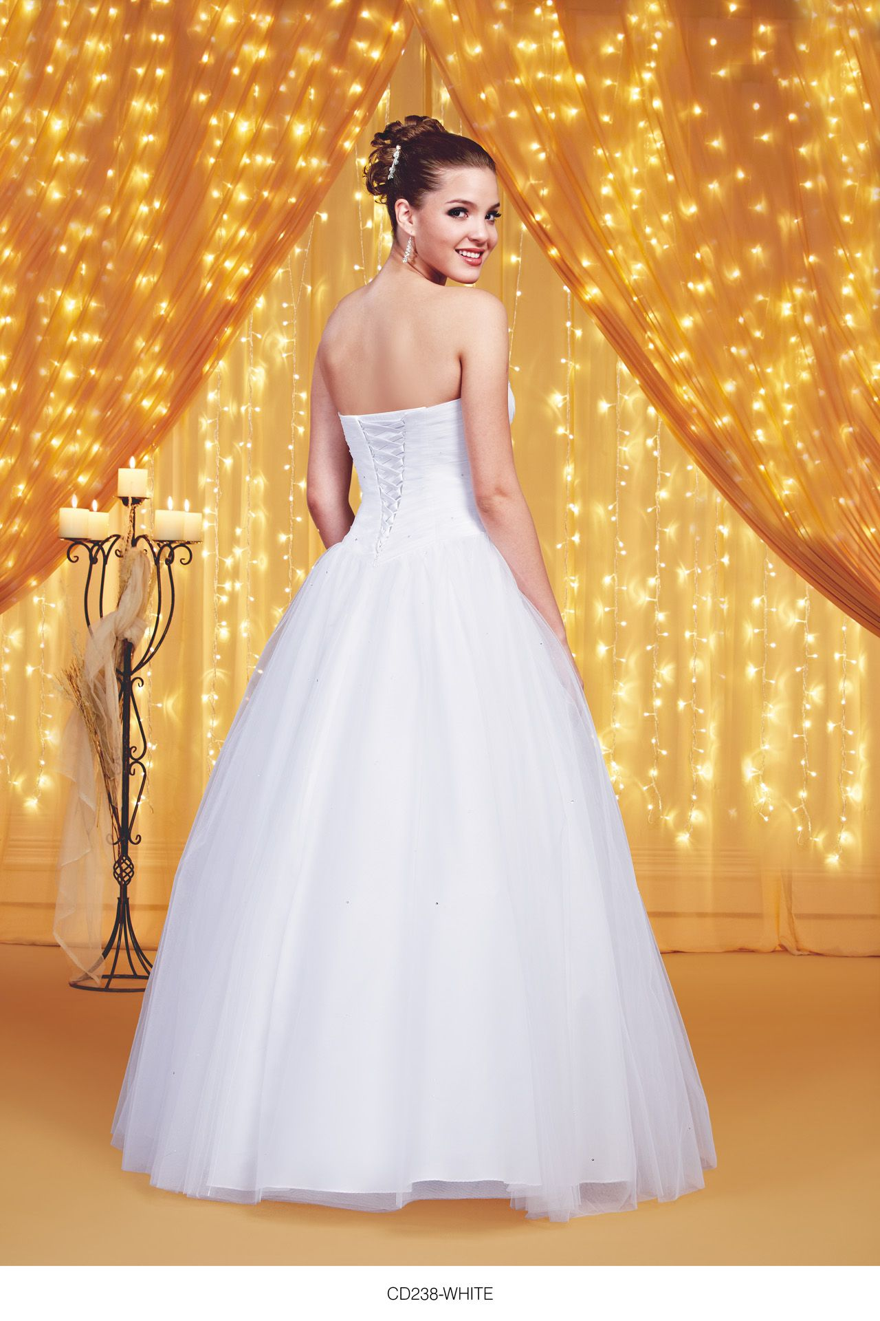 Debutante dress with gorgeous lace up back debutante dreams