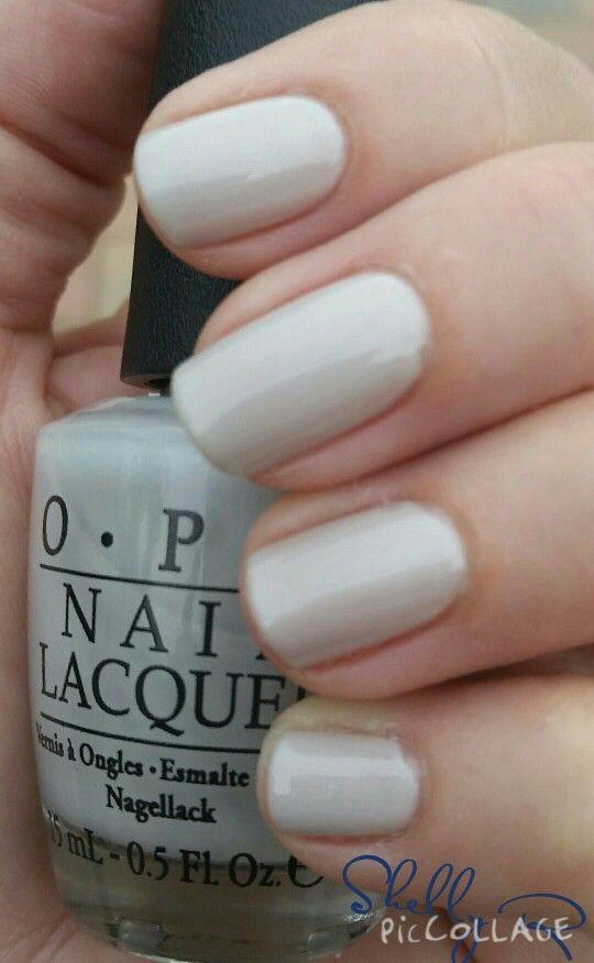 Opi Moon Over Mumbai Cut Nails
