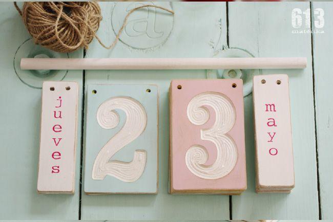 Pinterest Manualidades En Madera.Calendarios Para 2014 Diy Y Manualidades Diy Room Decor Diy