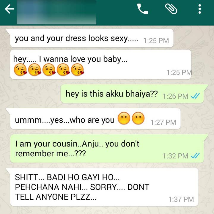 7 Funny Indian WhatsApp Chats Conversations - The Sarcastic People ...