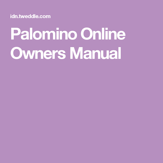 palomino online owners manual camping upgrade pinterest manual rh pinterest com 2009 palomino puma 30fqss owners manual palomino puma 18db owners manual