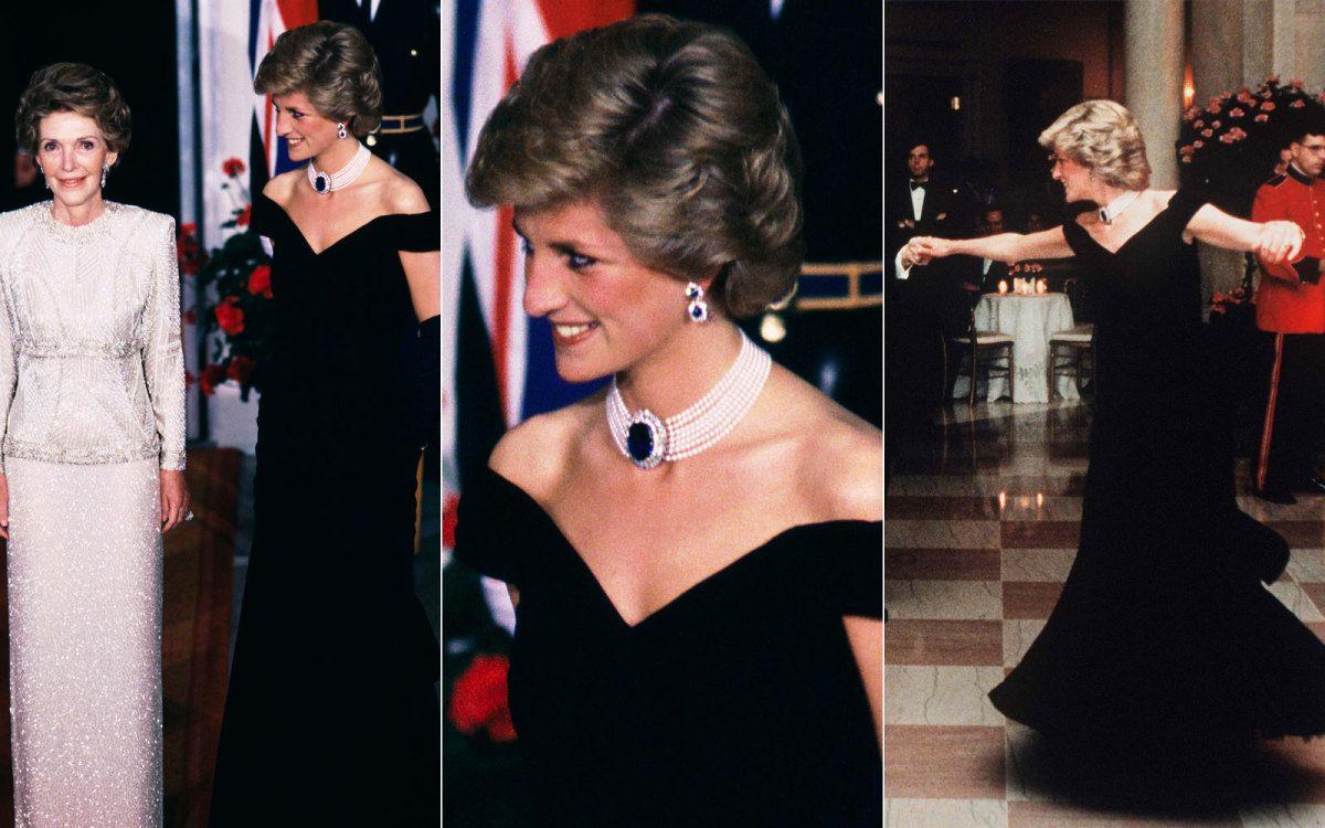 Princess Diana Had A Vogue Makeover Before She Became A