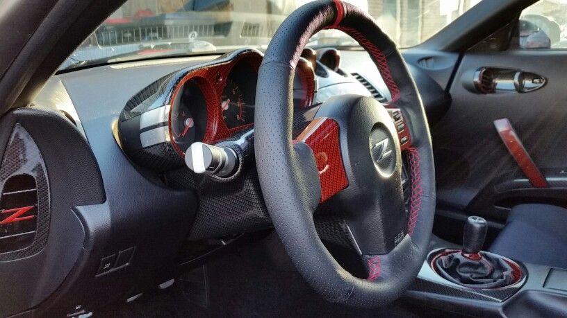 350Z Interior Hydrodip