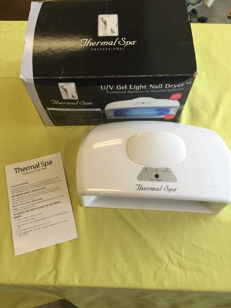 36W Red UV Led Lamp Quickly Dry Nail Dryer Curing Nail Gel