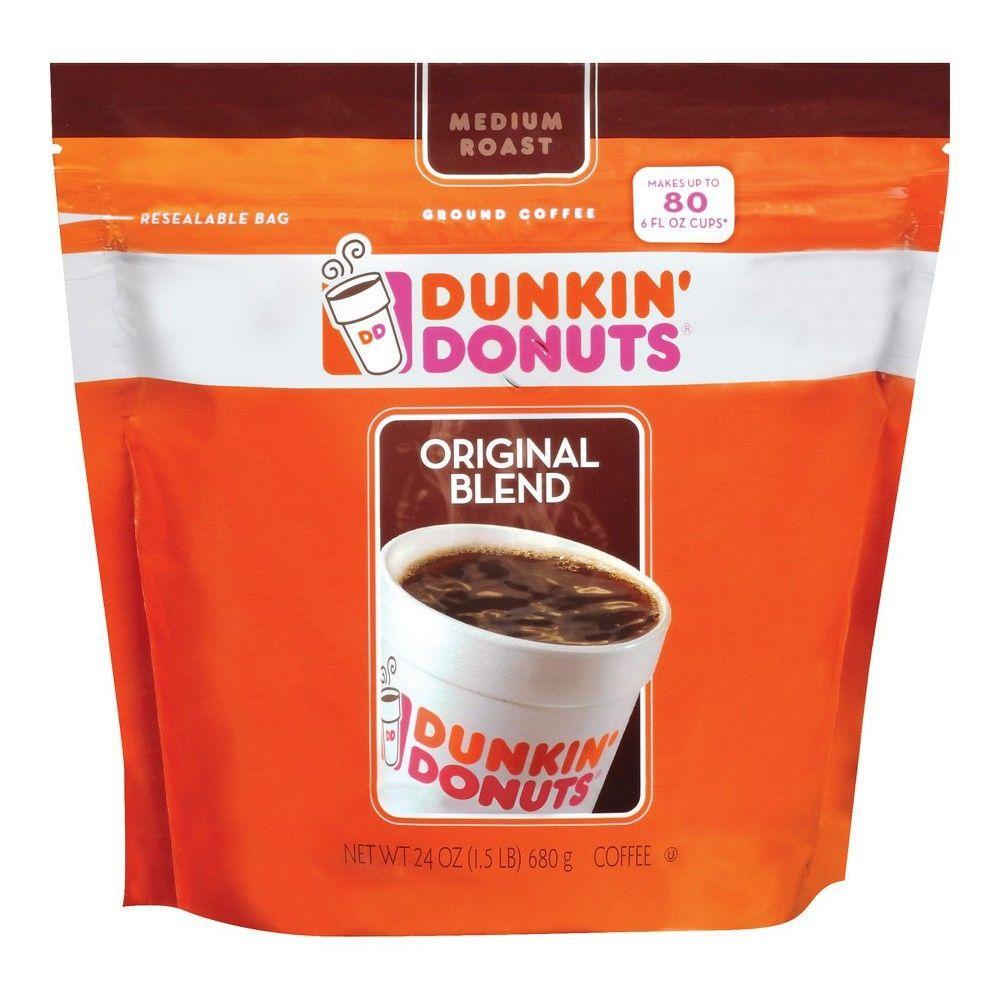 Dunkin' Donuts Original Blend Medium Roast Ground Coffee