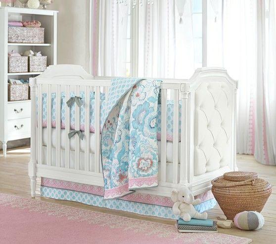 Addie Nursery Bedding | Pottery Barn Kids ***SG NURSERY??***