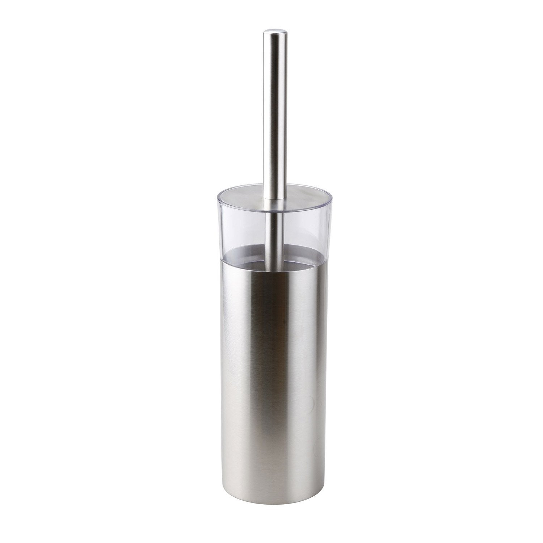 Brosse Wc Métal Loft Blanc Blanc 0 Sensea Products En