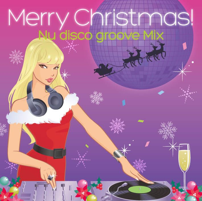 Top 10 Merry Christmas Xmas Disco Song, Remix Mp3 Medley Free Download | Disco songs, Christmas ...