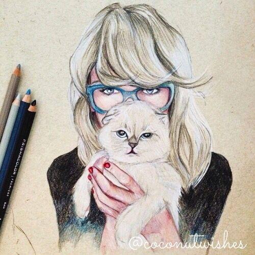 Beautiful picture.   actriz   Pinterest   Dibujos de famosos ...