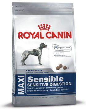 Royal Canin Maxi Sensibe 15 Kg Amazon Co Uk Pet Supplies Dog