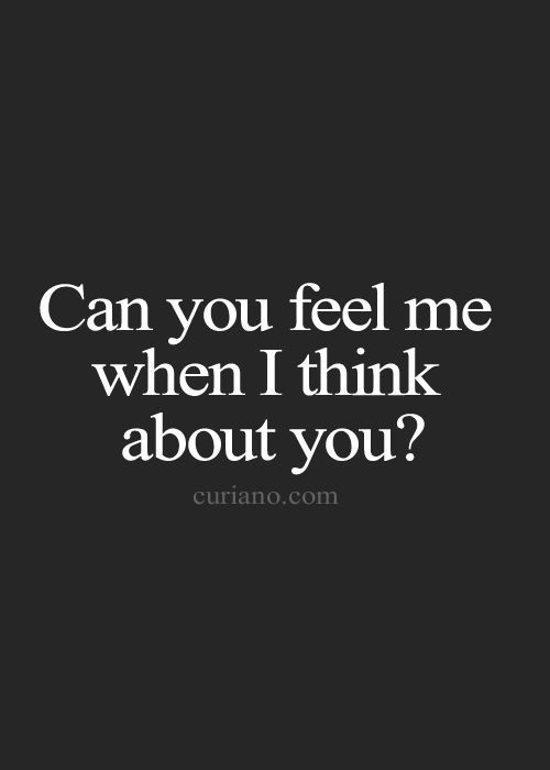 Sad Love Quotes : Can you feel me? - Quotes Time   Extensive collection of famous quotes by authors, celebrities, newsmakers & more