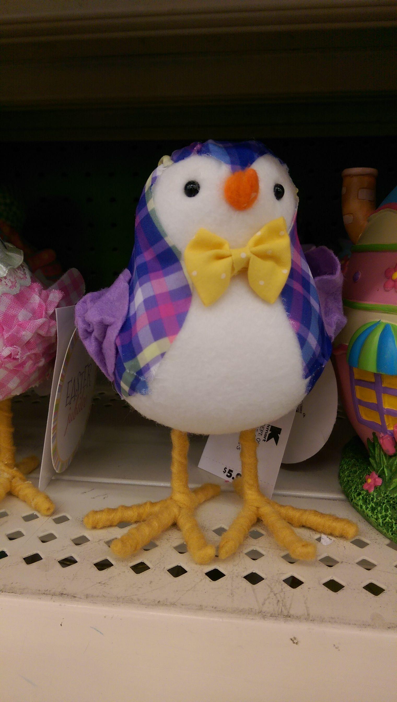 Kmart fabric birds