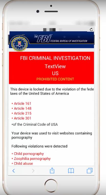 iphone-fbi-criminal-investigation-textview-virus | Places to