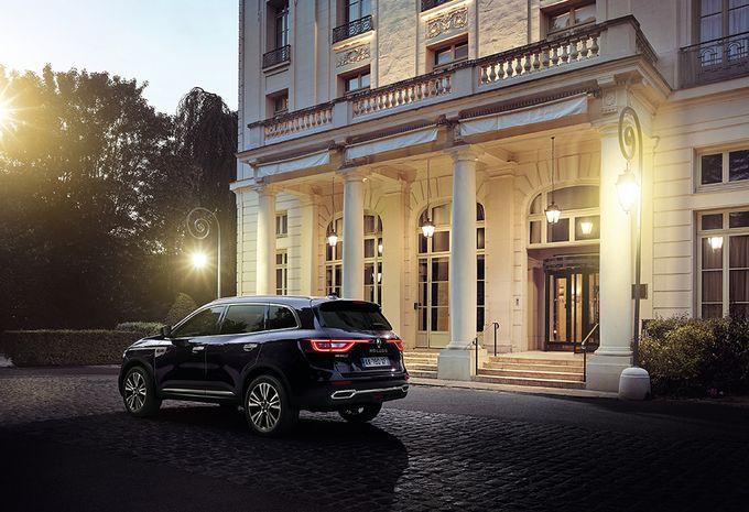 Renault Koleos Initiale Paris Suv En Cuir Pleine Fleur 2 Koleos