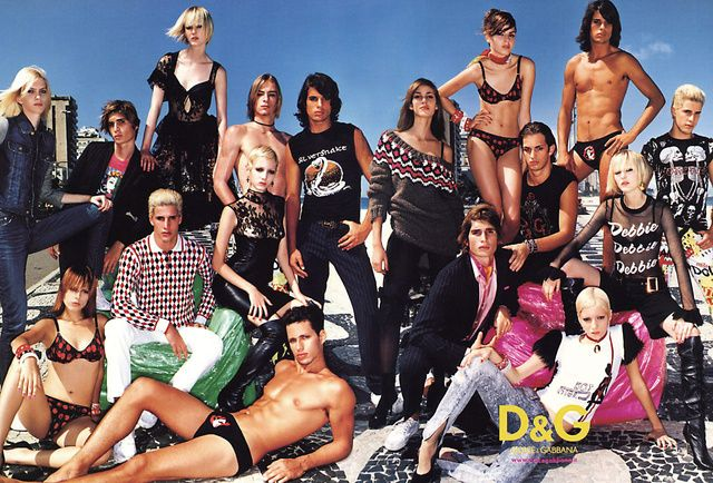 For the past 30 years, Dolce & Gabbana's menswear campaigns have explored a very Southern Italian vision of masculinity, shot through with the kind of latent sexuality that comes with searing heat and plenty of sunshine and the biggest male models in the business, lounging amongst olive trees. Flashback to our favorites.